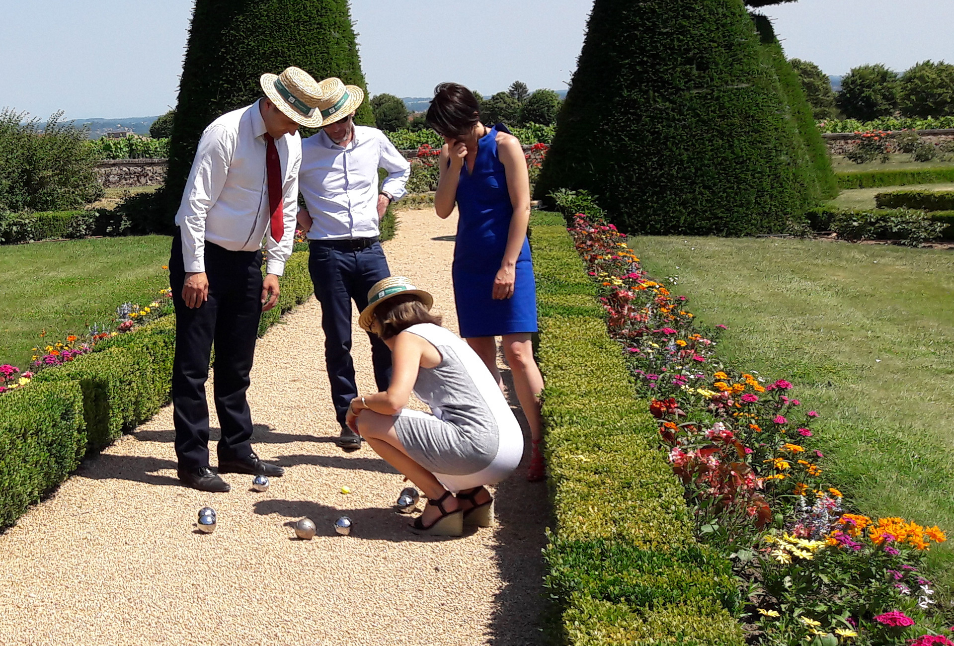 Team building Tournoi de pétanque