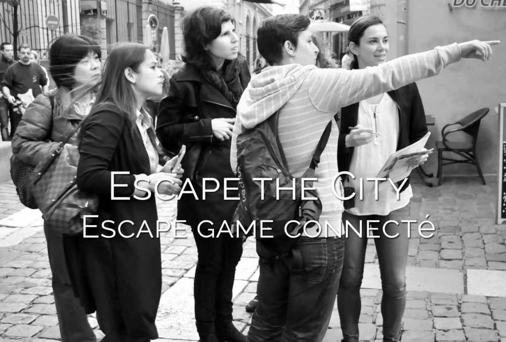 Escape game connecté, activité innovante de team building