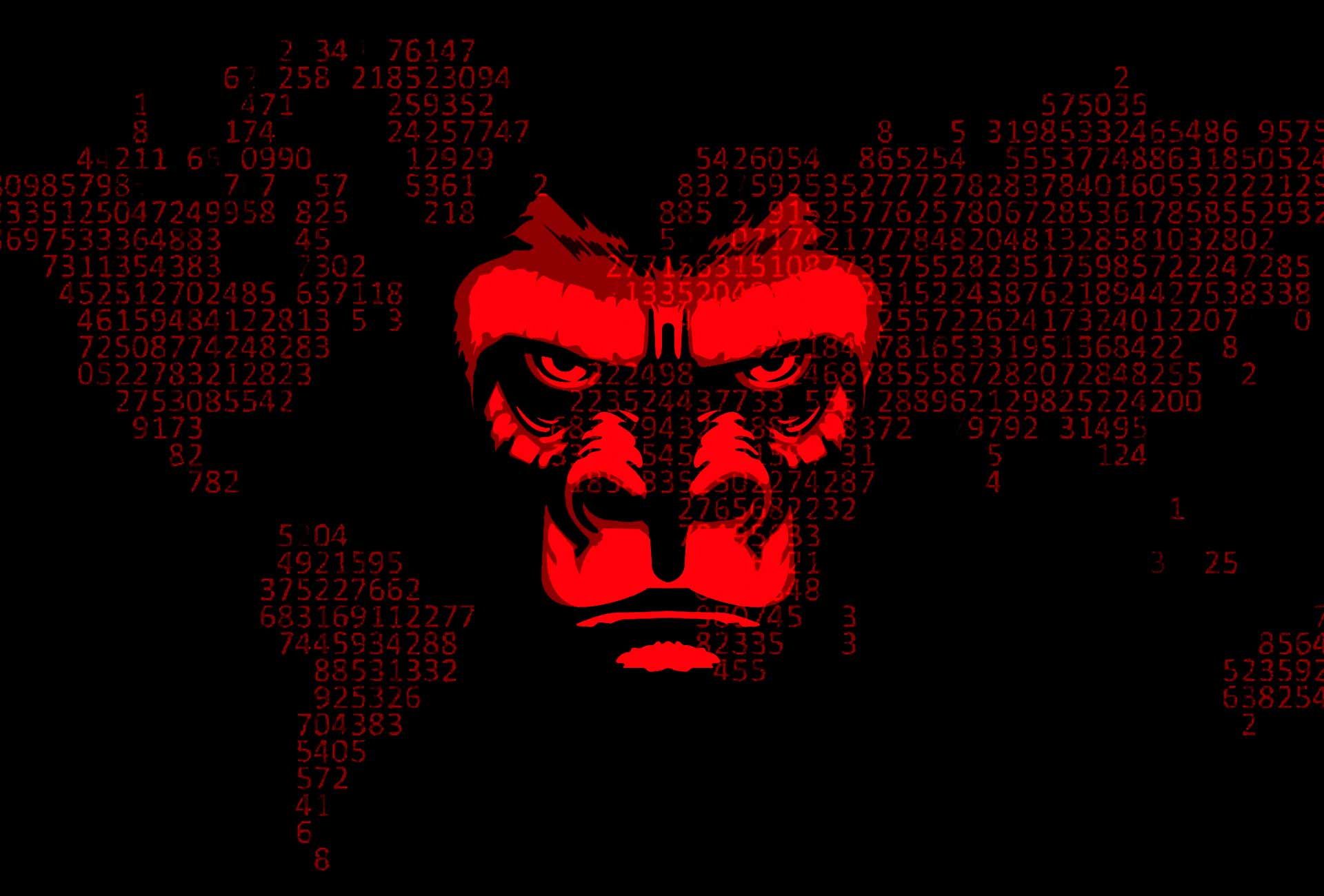Escape Online Les singes Rouges