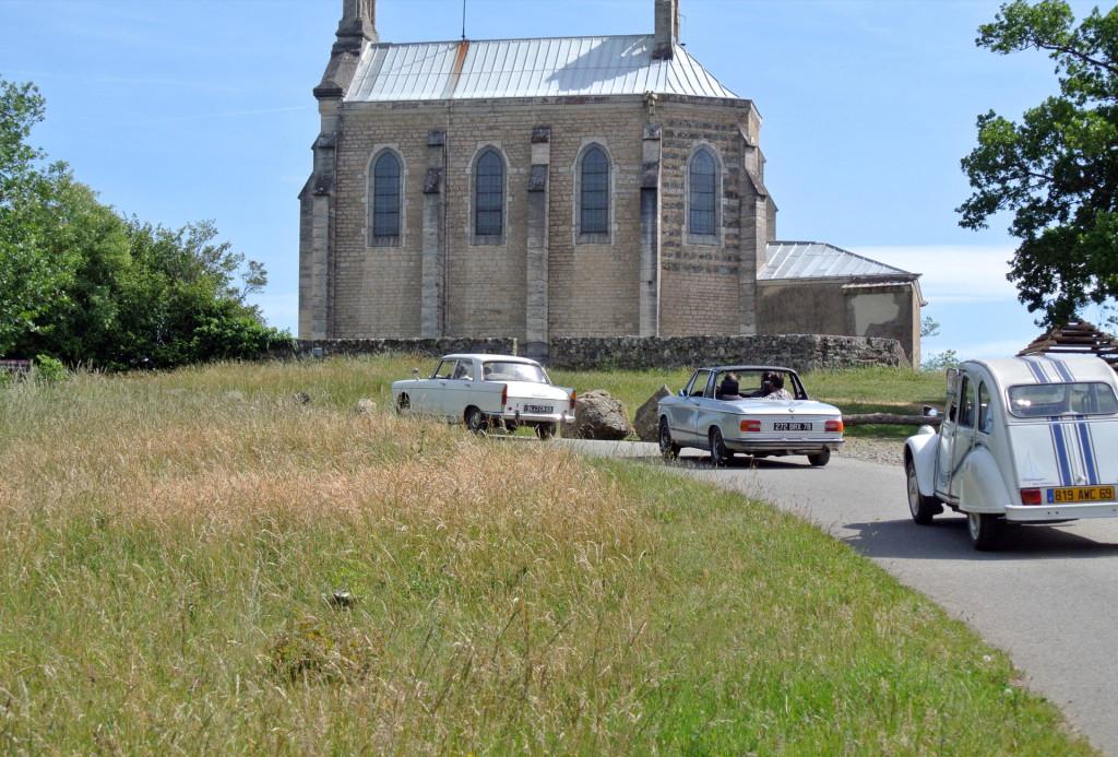 Séminaire entreprise : Rallyes en voitures anciennes