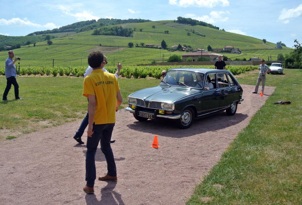 Rallye voitures anciennes, un rallye atypique d'entreprise - Esprit Libre