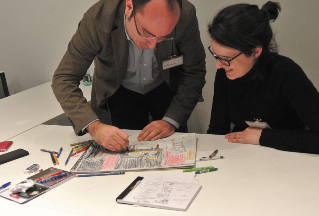 Séminaire chain supply, Création en Chaîne pour votre séminaire d'entreprise à Lyon