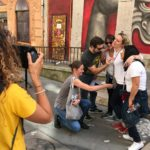 Séminaire Street Art Lyon - Jeu de piste sur les pentes de la Croix Rousse