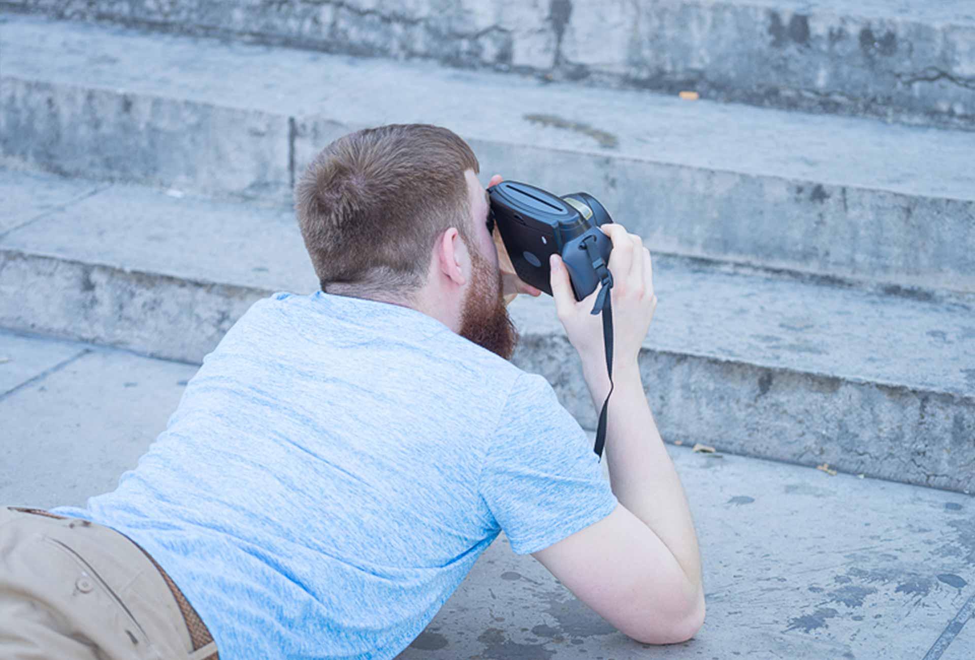 Team building photo - séminaire d'entreprise, création autour de la photo - Esprit Libre Lyon