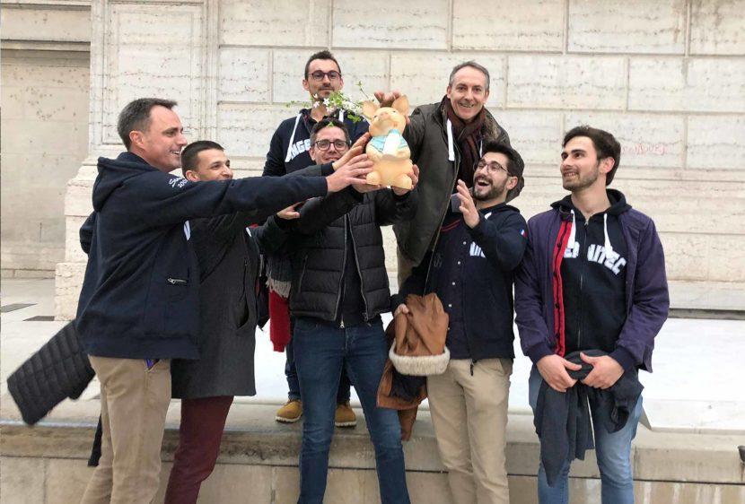 Team building troc Express : Le challenge du troc dans les rues de Lyon