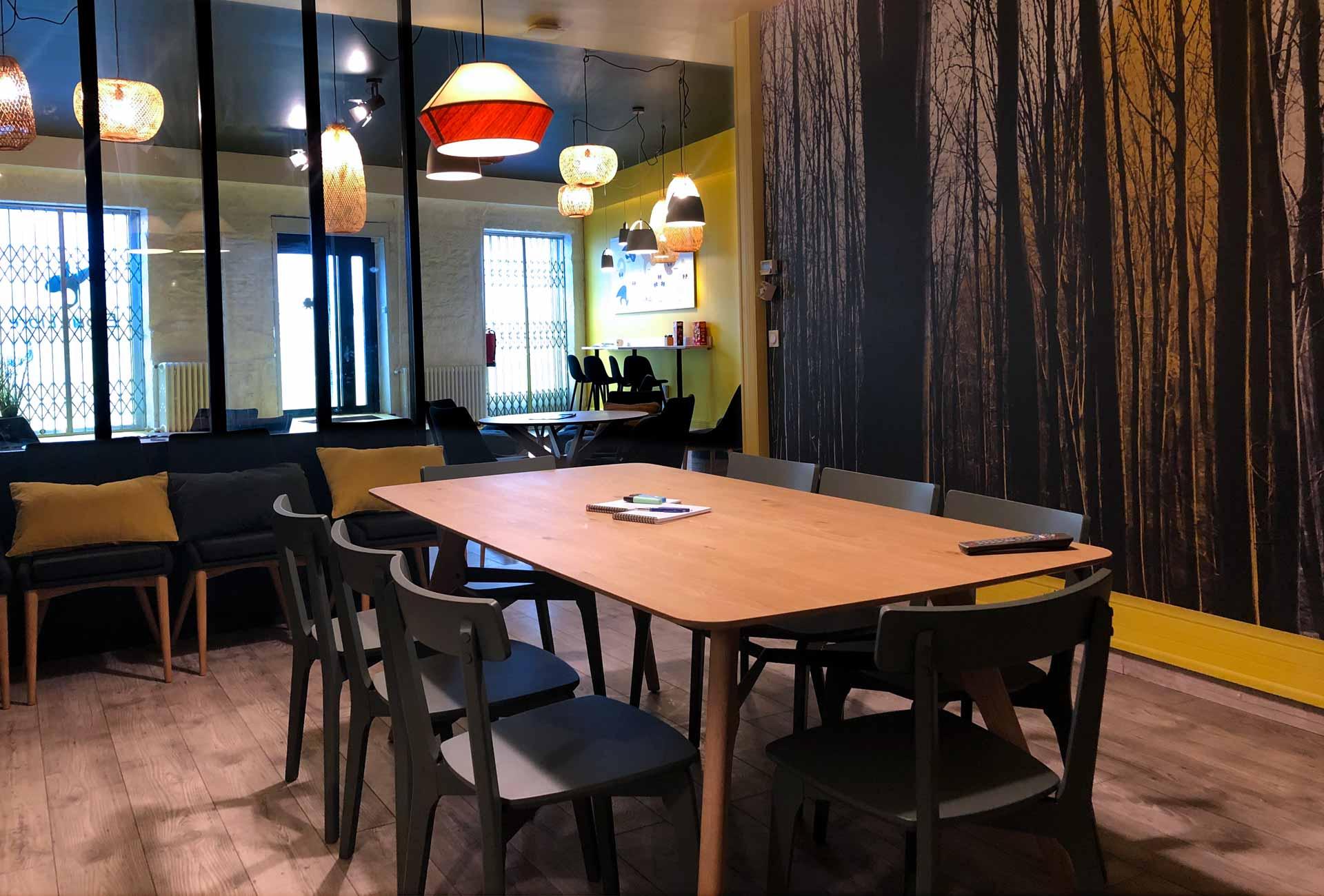 Esprit Libre Lieu - salle de réunion et de réunion centre Lyon