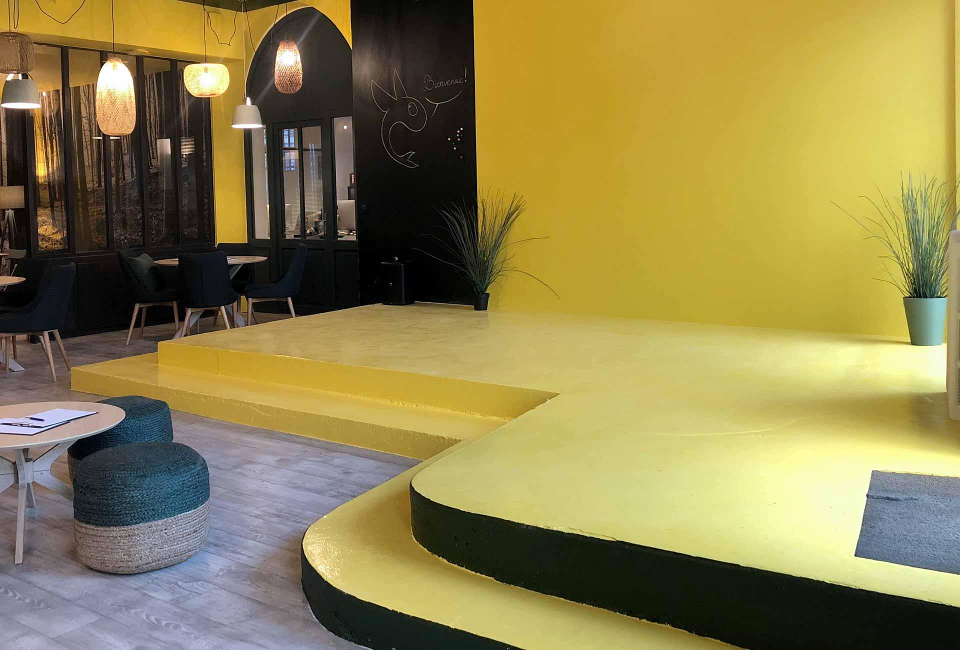 Esprit Libre Lieu - salle de réunion et de séminaires centre Lyon