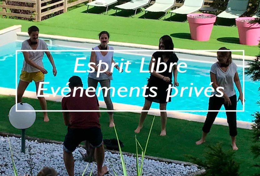Organisez votre fête sur Lyon avec Esprit Libre : anniversaire, EVJF,EVG