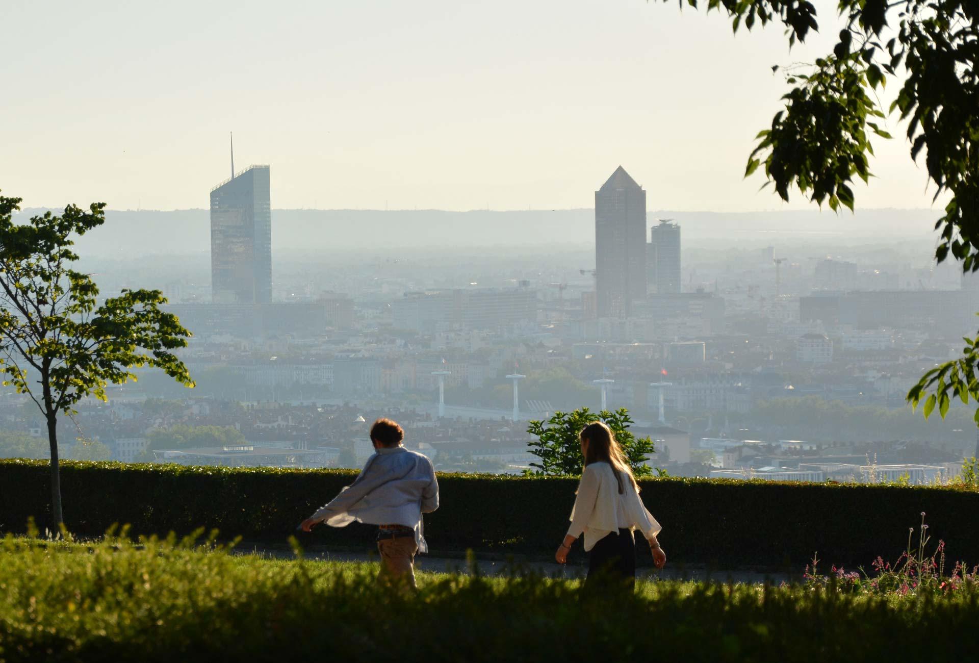 Balade découverte activité sportive : 2 collines et quelques marches